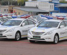Переоборудование полицейских автомобилей Hyundai Sonata