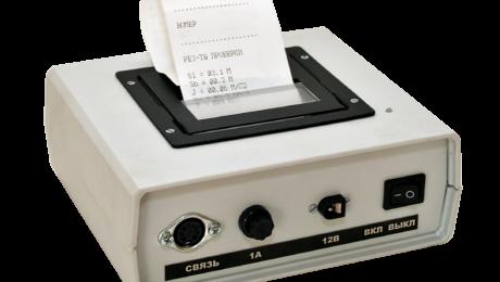 Малогабаритный термопринтер МТП-55 ГТН
