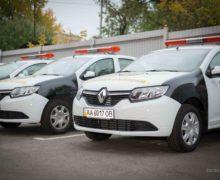 Переобладнання автомобілів Renault Logan для охоронної компанії