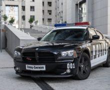 Переоборудование Dodge Charger для рекламного ролика Lexus.