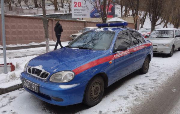 полицейская мигалка