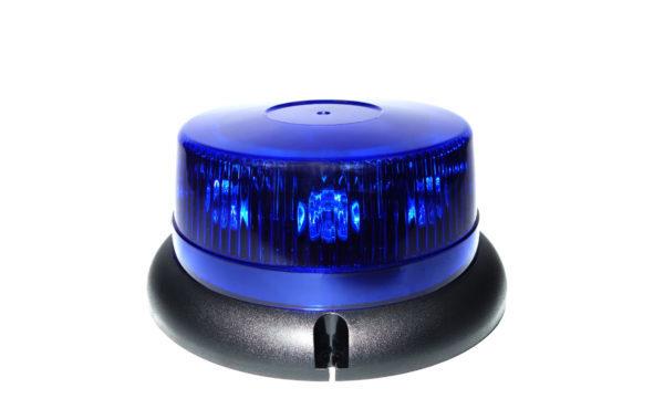 синий маячок